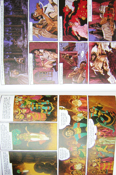 Leseprobe 1 von Die Diebe von Karthago, Einzelband -