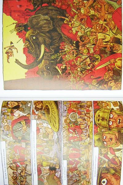 Leseprobe 2 von Die Diebe von Karthago, Einzelband -