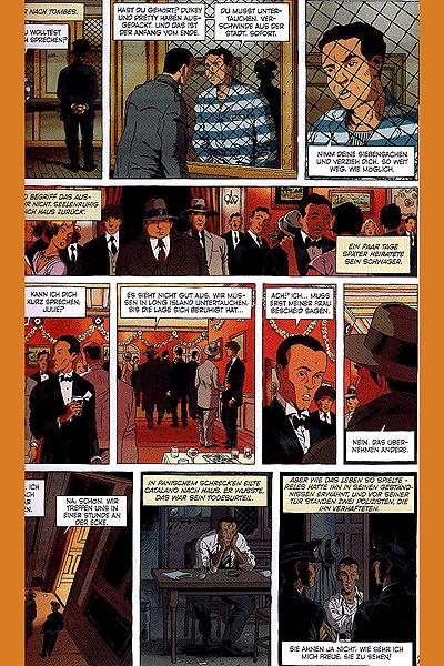 Leseprobe 2 von Cosa Nostra, Band 5 - Murder Inc.
