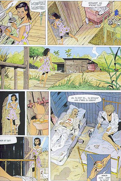 Leseprobe 2 von Jessica Blandy, Band 1 - Enola Gay, Dr. Zack, Garden of Evil