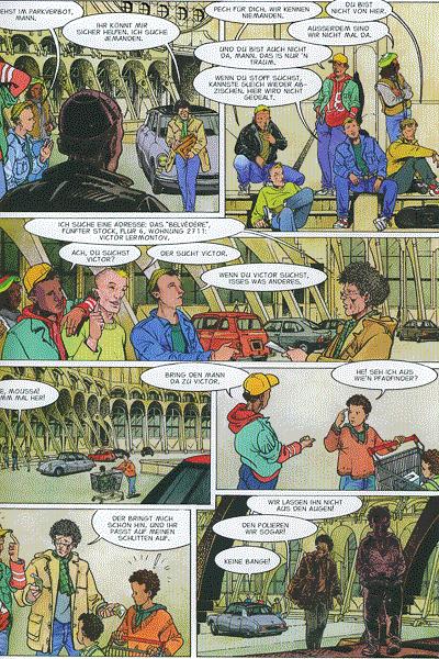 Leseprobe von Mord und Totschlag, Band 7 - Das Höllenprinzip 2 - Ex Nihilo
