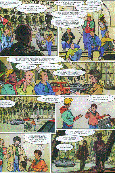 Mord und Totschlag, Band 7 - Das Höllenprinzip 2 - Ex Nihilo