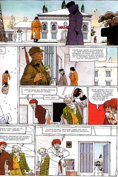 Leseprobe von Mord und Totschlag, Band 14 - Mandrill 6 - Das Trojanische Pferd