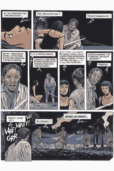 Leseprobe 1 von Schattenspiele, Band 6 - Der Schädel (2)
