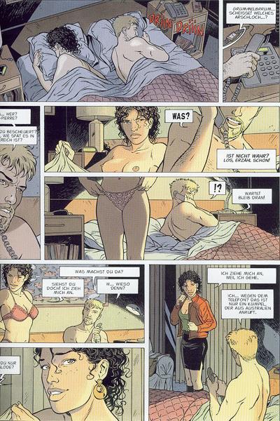 Leseprobe von Eine seltsame Entf�hrung, Band 6 - Schwestern in Tr�nen