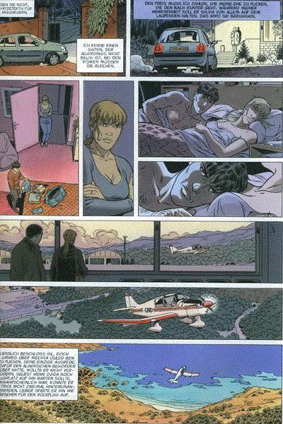 Leseprobe von Eine seltsame Entf�hrung, Band 7 - Gefangene