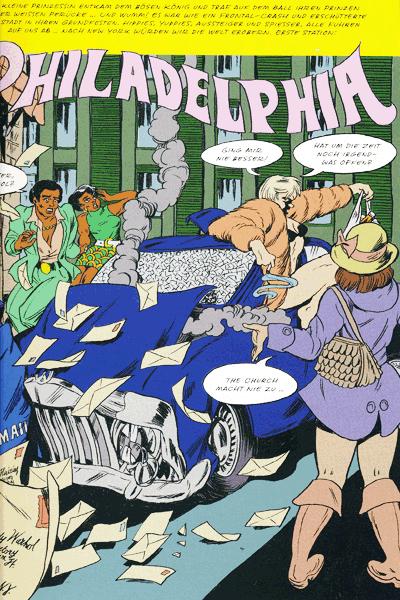 Leseprobe 2 von Andy – A Factual Fairytale, ein sachliches Märchen, Einzelband - Leben und Werk von Andy Warhol
