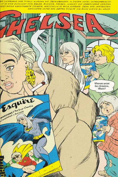 Leseprobe 3 von Andy – A Factual Fairytale, ein sachliches Märchen, Einzelband - Leben und Werk von Andy Warhol