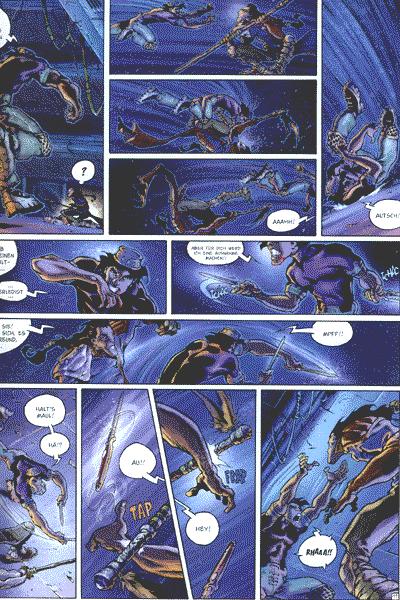 Leseprobe von Arkeod, Band 2 - Die Erbsünderin
