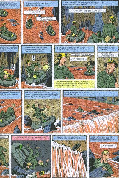 Die Abenteuer von Blake und Mortimer, Band 7 - Das Geheimnis von Atlantis