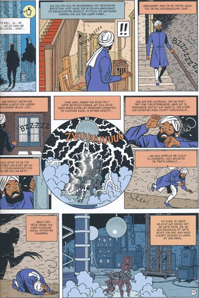 Leseprobe 2 von Die Abenteuer von Blake und Mortimer, Band 19 - Die Septimus-Welle