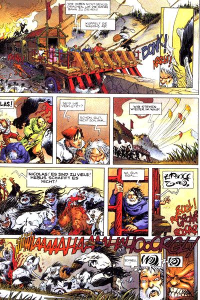 Leseprobe von Lanfeust von Troy, Band 6 - Herrscherin Cixi