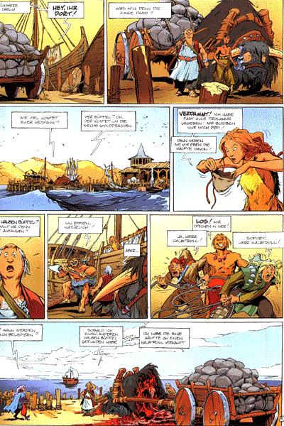 Leseprobe von Troll von Troy, Band 3 - Der Flug der Petauren