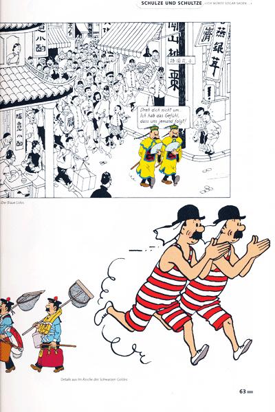 Leseprobe 2 von TIM & CO., Einzelband - Handelnde Figuren