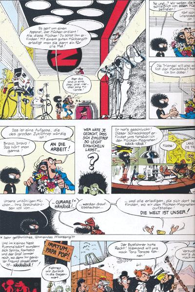 Leseprobe 2 von Spirou & Fantasio Gesamtausgabe, Band 10 -