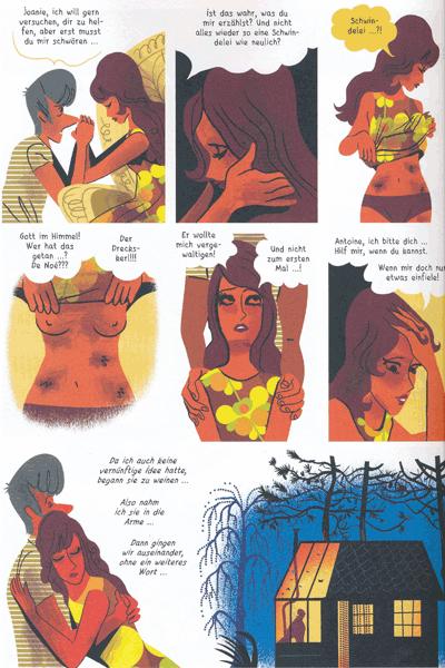 Leseprobe 3 von Ein diabolischer Sommer, Einzelband -