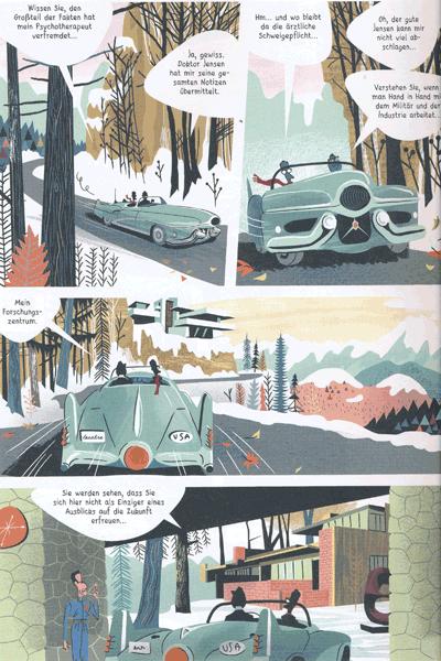 Leseprobe 3 von Das Imperium des Atoms [comicroman], Einzelband -