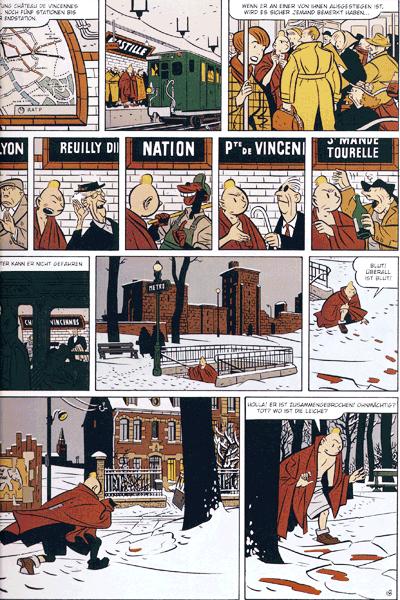 Leseprobe 2 von Freddy Lombard Gesamtausgabe, Einzelband -