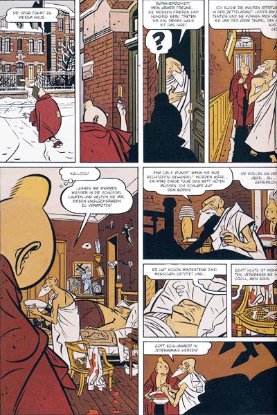 Leseprobe 3 von Freddy Lombard Gesamtausgabe, Einzelband -