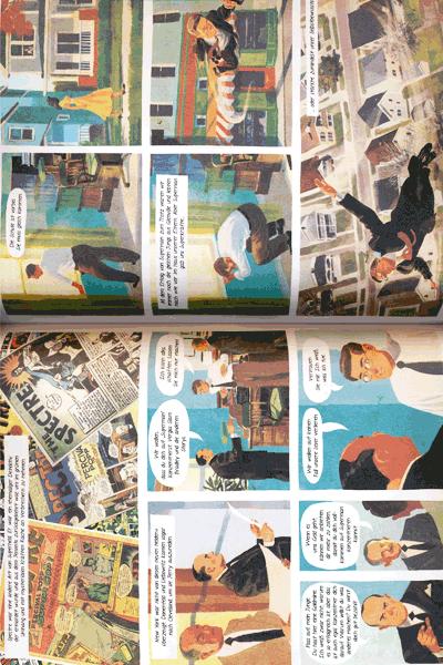 Leseprobe 3 von JOE SHUSTER, Einzelband - Vater der Superhelden