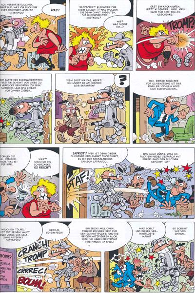 Leseprobe 2 von Clever & Smart Sonder, Band 5 - Don Clever - Ritter von der komischen Gestalt