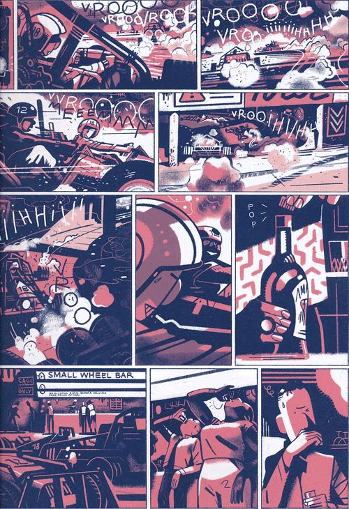Leseprobe 2 von SOON [comic], Einzelband - Zukunftsvision