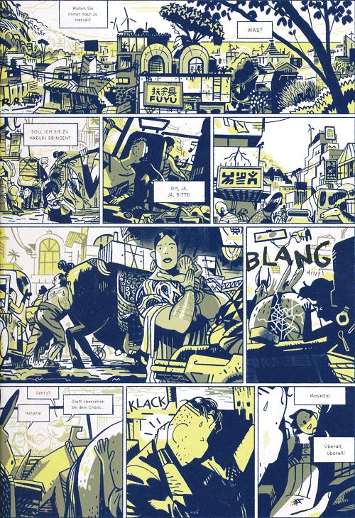 Leseprobe 5 von SOON [comic], Einzelband - Zukunftsvision