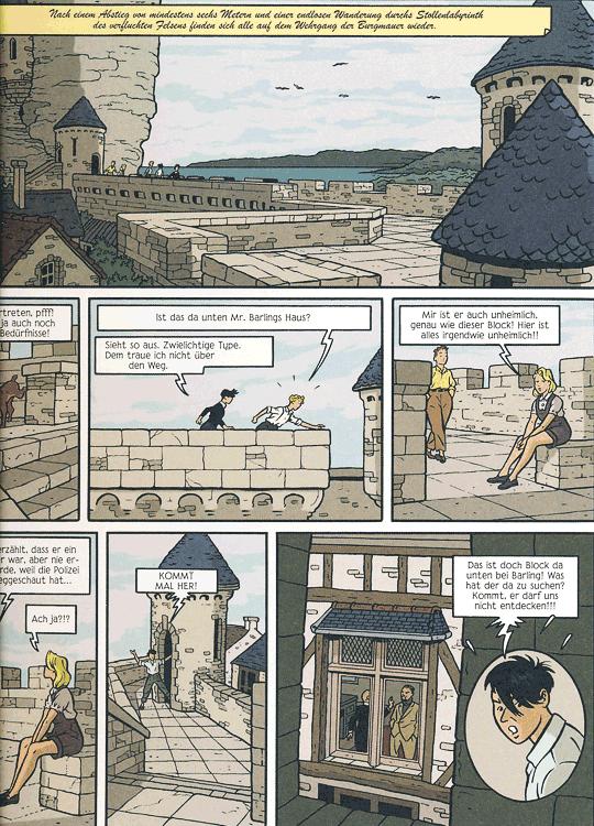 Leseprobe 3 von FÜNF FREUNDE [comic], Band 4 - Fünf Freunde auf Schmugglerjagd