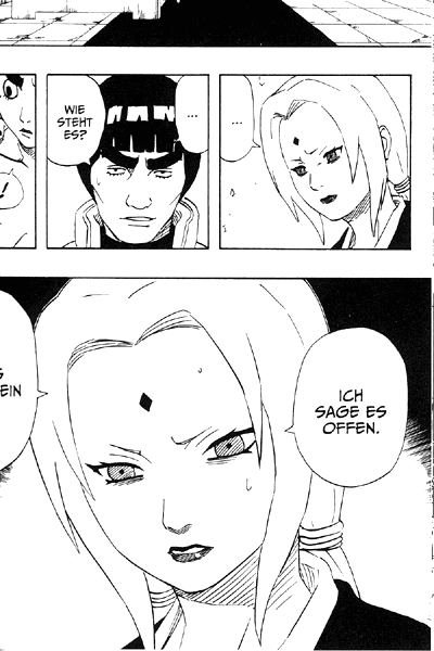 Naruto, Band 20 - Heimkehr, . . .
