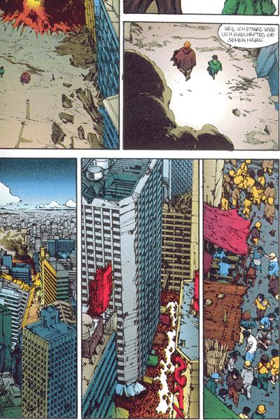 Leseprobe von Akira | 1991-1996, Band 9 - Herrscher über das Chaos