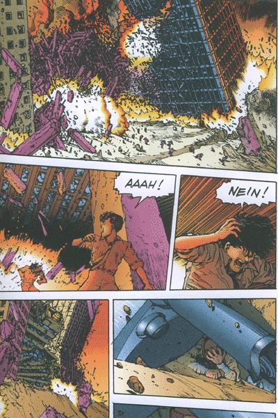 Leseprobe von Akira | 1991-1996, Band 12 - Das dritte Ph�nomen