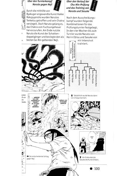 Leseprobe von Naruto - Die Schriften des Hyo, Enzyklopädie - NARUTO
