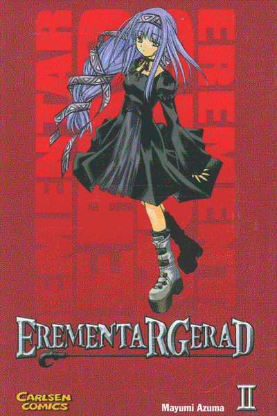 Erementar Gerad, Band 2 - Reverie Metherlence
