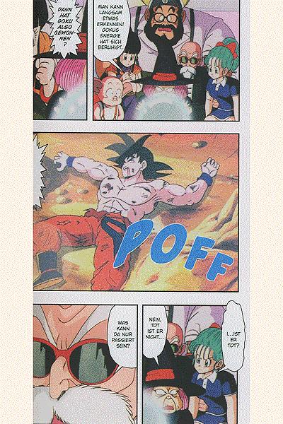 Leseprobe von Dragon Ball Z - Die Saiyajin, Band 5 - In h�chster Not, . . .