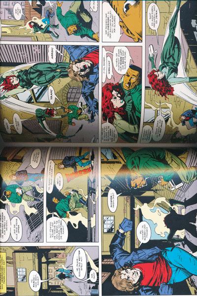 Leseprobe 2 von DER TOD VON SUPERMAN lim. Hardcover, Band 2 - Eine Welt ohne Superman