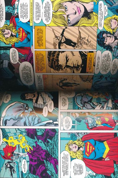 Leseprobe 2 von DER TOD VON SUPERMAN lim. Hardcover, Band 4 - Die Rückkehr von Superman