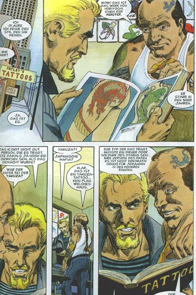 Leseprobe von Green Arrow: The Longbow Hunters, Band 3 - Spuren im Schnee