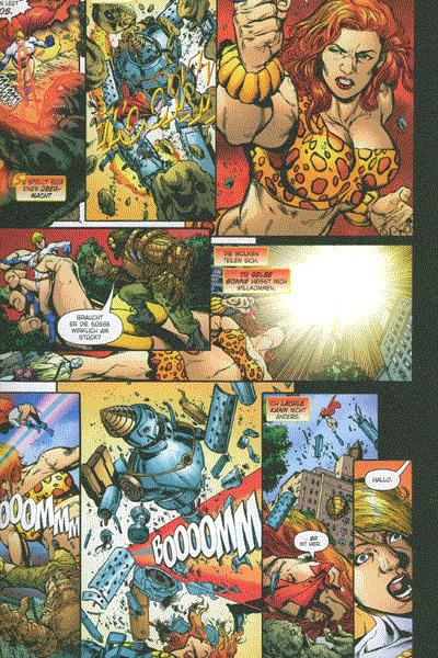Leseprobe von Infinite Crisis, Band 2 - Die Überlebenden