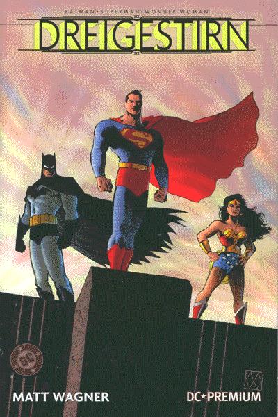 Leseprobe von DC Premium 31: DREIGESTIRN Softcover, Einzelband - Batman - Superman -  Wonder Woman