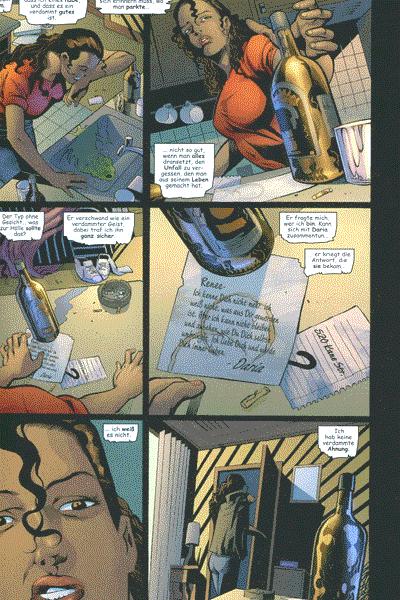 Leseprobe von 52 Comic, Band 1 - Woche 1 - 9