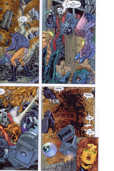 Leseprobe von 52 Comic, Band 3 - Woche 19 - 26