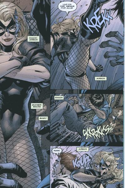 Leseprobe von All Star Batman, Band 2 - Episode 3 und 4