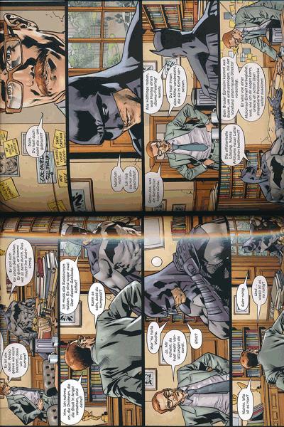 Leseprobe 2 von Batmans Grab lim. Hardcover, Band 2 -