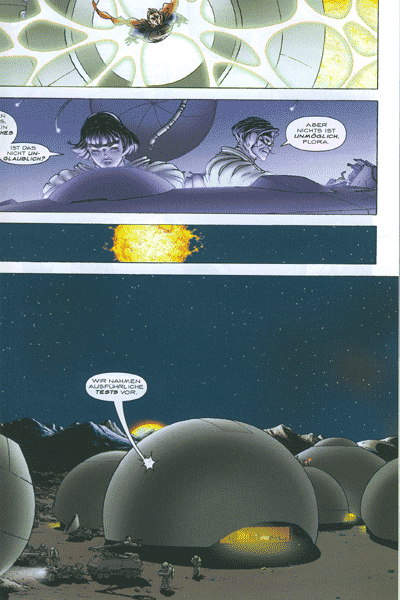 Leseprobe von All Star Superman, Band 1 -