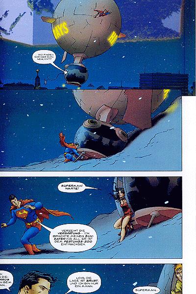 Leseprobe von All Star Superman, Band 4 -