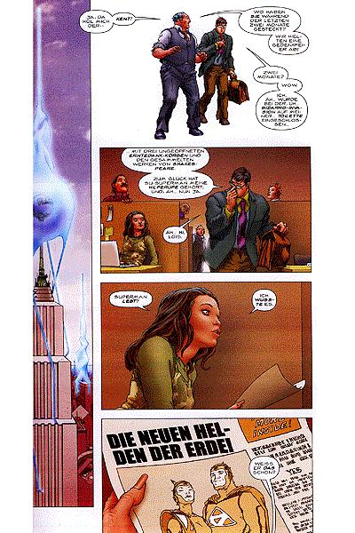 Leseprobe von All Star Superman, Band 5 -