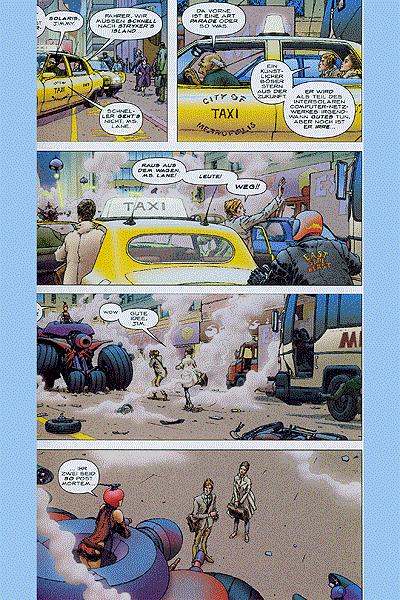 Leseprobe von All Star Superman, Band 6 -