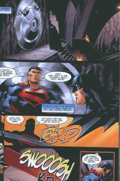 Leseprobe von Batman/Superman Paperback, Band 1 - Freunde und Feinde