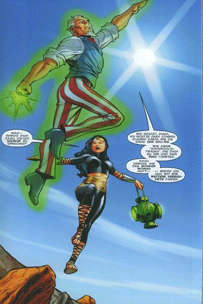 Batman/Superman Paperback, Band 3 - Absolute Macht