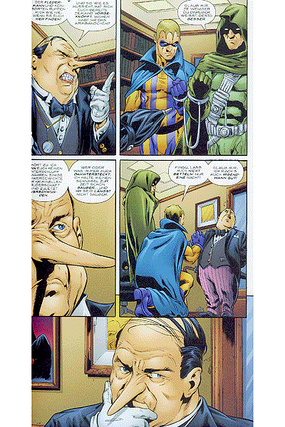 Countdown zur Final Crisis, Band 2 - Systemversagen, . . .